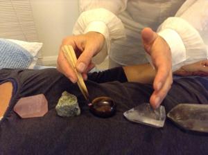 shamanic healing crystals