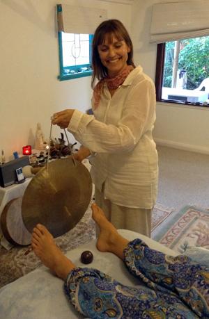 sound healing practice