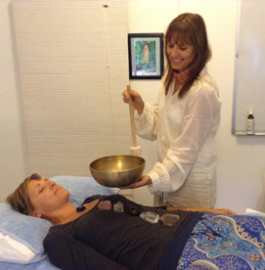 sound healing example